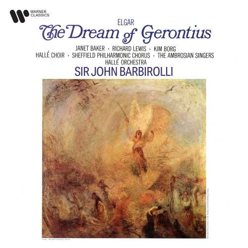 Barbirolli: Elgar - The Dream of Gerontius (24/192 FLAC)