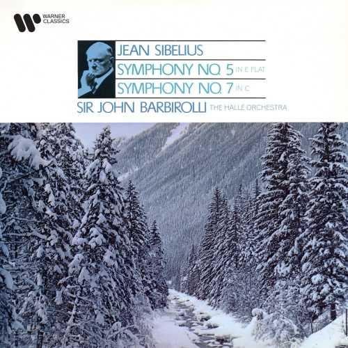 Barbirolli: Sibelius - Symphony no.5, Symphony no.7 (24/192 FLAC)