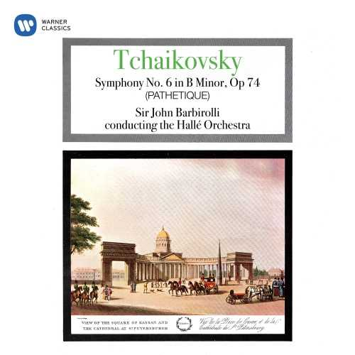 "Barbirolli: Tchaikovsky - Symphony no.6 ""Pathétique"" (24/96 FLAC)"