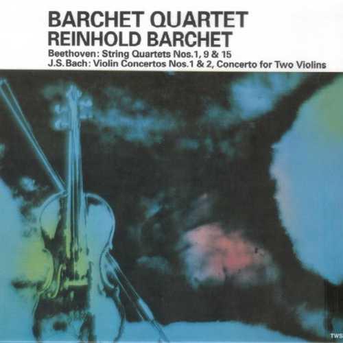 Barchet Quartet: Beethoven - String Quartets, Bach - Violin Concertos (SACD)