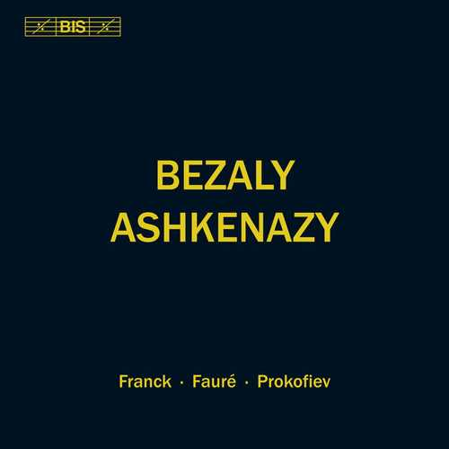 Bezaly, Ashkenazy: Franck, Faure, Prokofiev (24/96 FLAC)