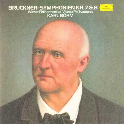 Böhm: Bruckner - Symphonies no.7 & 8 (SACD)