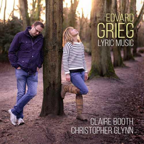 Booth, Glynn: Grieg - Lyric Music (24/96 FLAC)