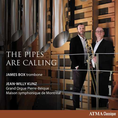 James Box, Jean-Willy Kunz - The Pipes are Calling (24/96 FLAC)