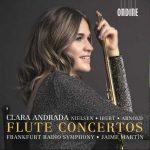 Clara Andrada - Flute Concertos (24/48 FLAC)