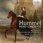 Commellato, Barneschi: Hummel - Piano Concertos vol.2 (24/88 FLAC)