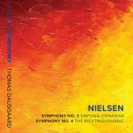 Dausgaard: Nielsen - Symphonies no.3 & 4 (24/96 FLAC)