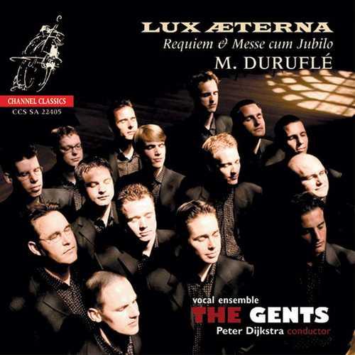 The Gents: Duruflè - Lux aeterna (24/192 FLAC)