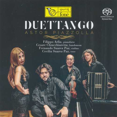 Duettango - Astor Piazzolla (SACD)