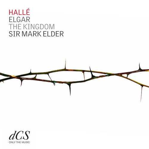 Elder, Hallé: Elgar - The Kingdom (24/44 FLAC)