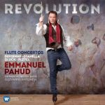 Emmanuel Pahud: Revolution. Flute Concertos (24/96 FLAC)