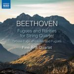 Fine Arts Quartet: Beethoven - Fugues and Rarities for String Quartet (24/96 FLAC)