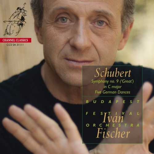 "Fischer: Schubert - Symphony no.9 ""Great"", Five German Dances (SACD)"