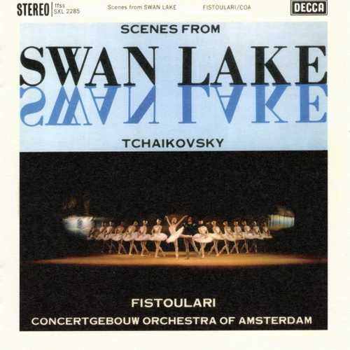 Fistoulari: Tchaikovsky - Scenes from Swan Lake, Delibes - Sylvia Suite (SACD)
