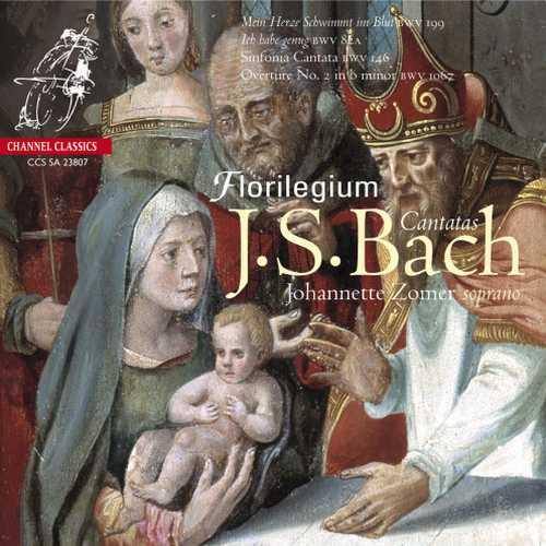 Florilegium: Bach - Cantatas (SACD)