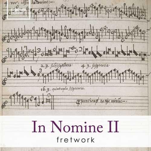 Fretwork - In Nomine II (24/96 FLAC)