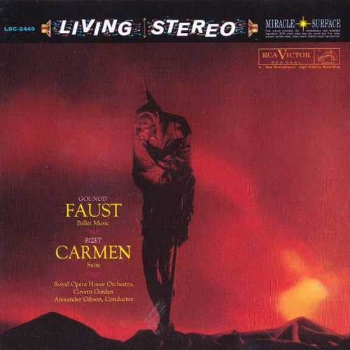 Gibson: Gounod - Faust Ballet Music, Bizet: Carmen Suite (SACD)
