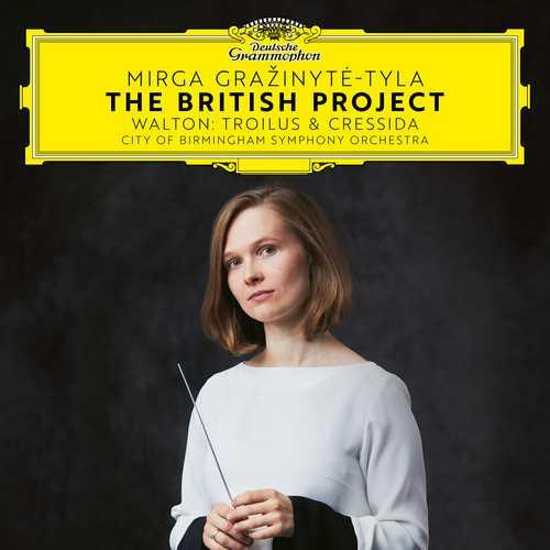 Gražinytė-Tyla: The British Project (24/96 FLAC)