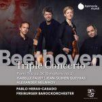 Heras-Casado: Beethoven - Triple Concerto, Piano Trio (24/96 FLAC)