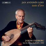Jakob Lindberg: Jan Antonín Losy - Note d'oro (24/192 FLAC)