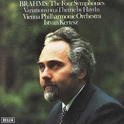 Kertesz: Brahms - The Four Symphonies, Haydn Variations (SACD)