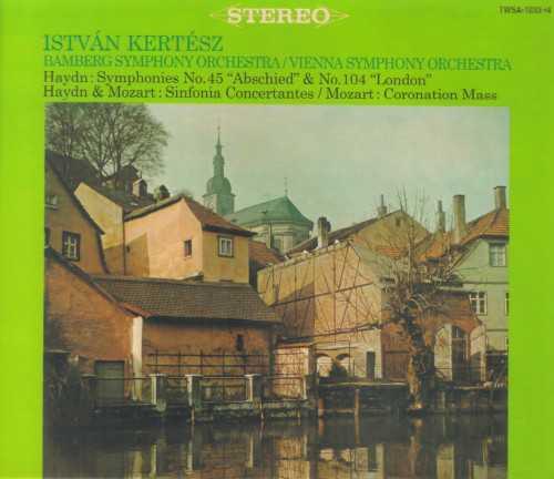 Kertesz: Haydn, Mozart - Symphonies (SACD)