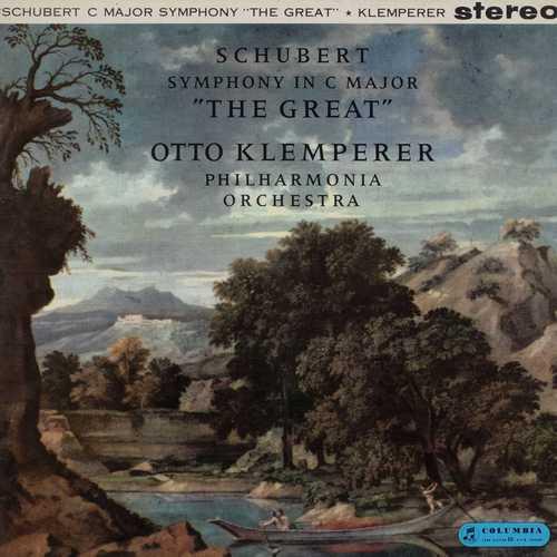 "Klemperer: Schubert - Symphony in С Major ""The Great"" (SACD)"