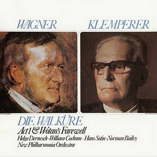 Klemperer: Wagner - Die Walküre (SACD)