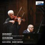 Krysa, Snyder: Schubert - Duo, Arpeggione Sonata, Schumann - Violin Sonata no.1, Adagio, Allegro (DSD)