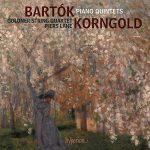 Lane: Bartók, Korngold - Piano Quintets (24/96 FLAC)