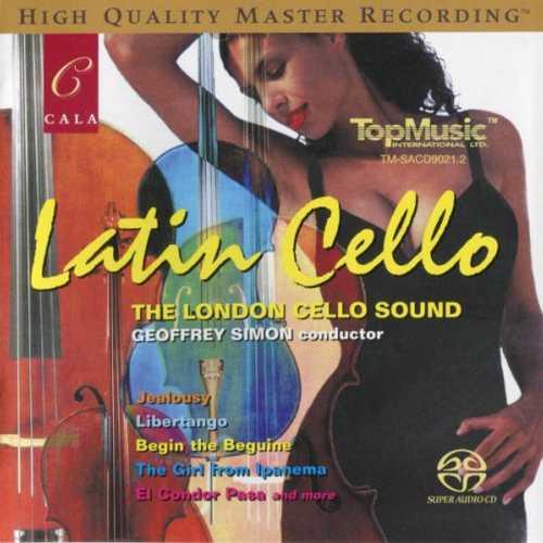 The London Cello Sound - Latin Cello (24/88 FLAC)