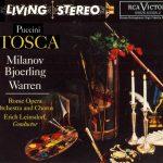 Leinsdorf: Puccini - Tosca. 1957 (FLAC)
