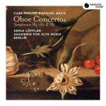 Löffler: C.P.E. Bach - Oboe Concertos (24/96 FLAC)
