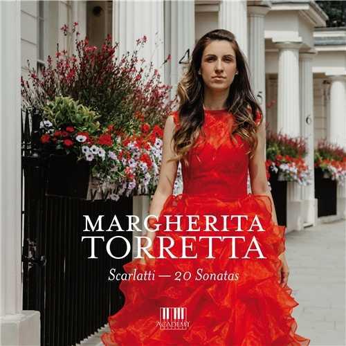 Margherita Torretta: Scarlatti - 20 Sonatas (24/48 FLAC)