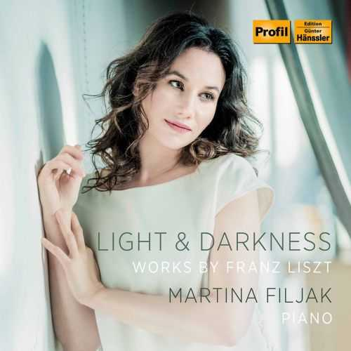 Martina Filjak - Light & Darkness. Works by Franz Liszt (24/48 FLAC)