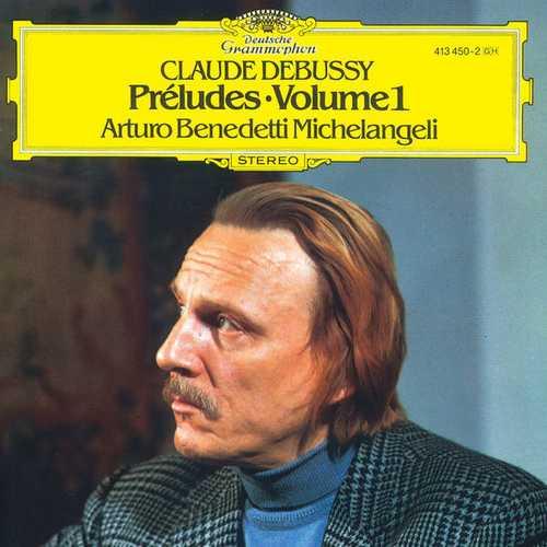Michelangeli: Debussy - Preludes vol.1 (24/192 FLAC)