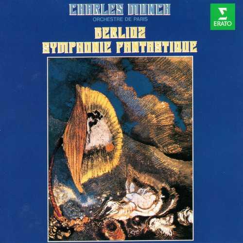 Munch: Berlioz - Symphonie Fantastique, Brahms - Symphony no.1 (SACD)