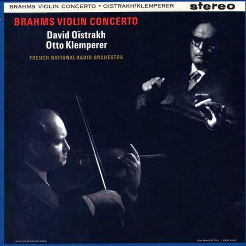 Oistrakh, Klemperer: Brahms - Violin Concerto (SACD)