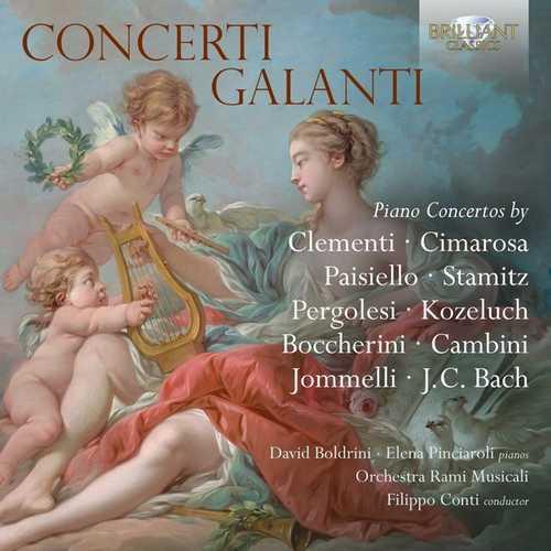 Orchestra Rami Musicali - Concerti Galanti (24/44 FLAC)
