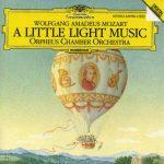 Orpheus Chamber Orchestra: Mozart - A Little Light Music (FLAC)