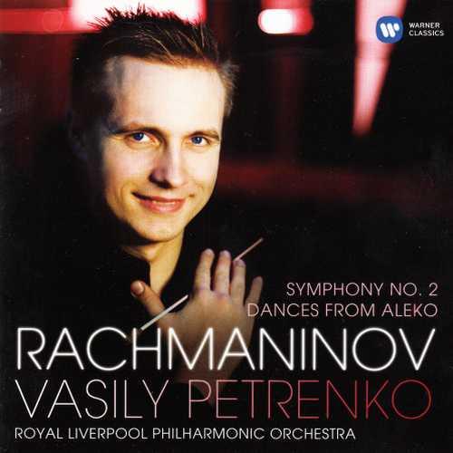 "Petrenko: Rachmaninov - Symphony no.2, Dances from ""Aleko"" (SACD)"