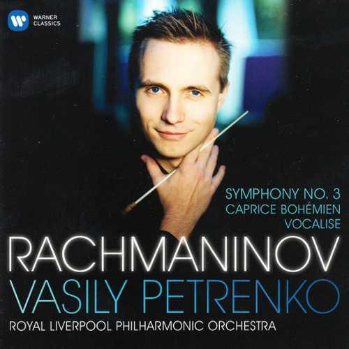 Petrenko: Rachmaninov - Symphony no.3, Caprice bohémien, Vocalese (SACD)