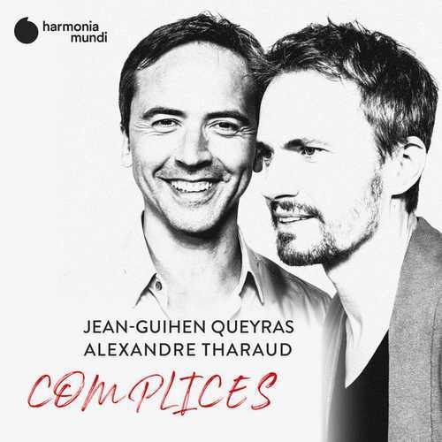 Jean-Guihen Queyras, Alexandre Tharaud - Complices (24/96 FLAC)