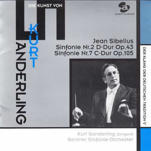 Sanderling: Sibelius - Symphonies no.2, 7 (SACD)