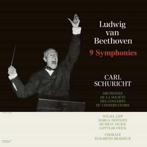Schuricht: Beethoven - 9 Symphonies (SACD)
