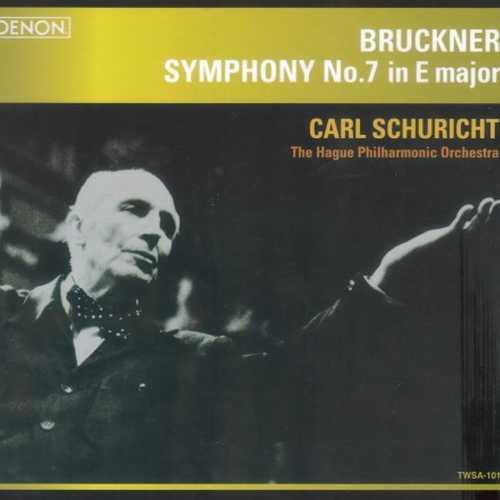 Schuricht: Bruckner - Symphony no.7 (SACD)