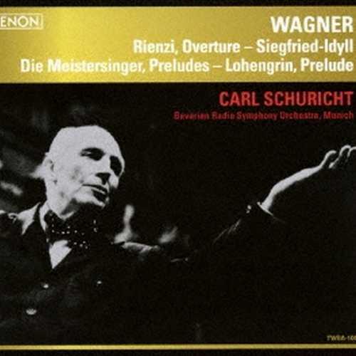 Schuricht: Wagner - Orchestral Works (SACD)