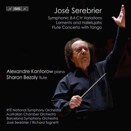 Kantorow, Bezaly: José Serebrier - Orchestral Works (24/44 FLAC)