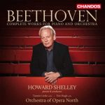Howard Shelley: Beethoven - Complete Works for Piano and Orchestra