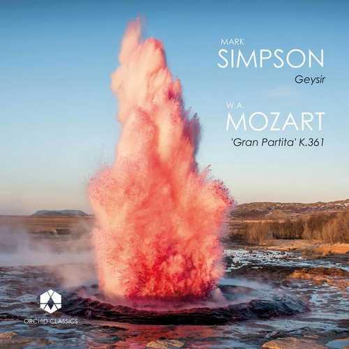Simpson - Geysir, Mozart - Gran Partita (24/96 FLAC)